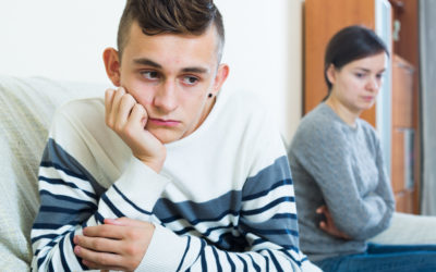 Talking to Teens About Mental Health